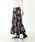 BEAMS BOY(ビームスボーイ)の「BEAMS BOY / ボーイ フラワープリント スカート(スカート)」|詳細画像