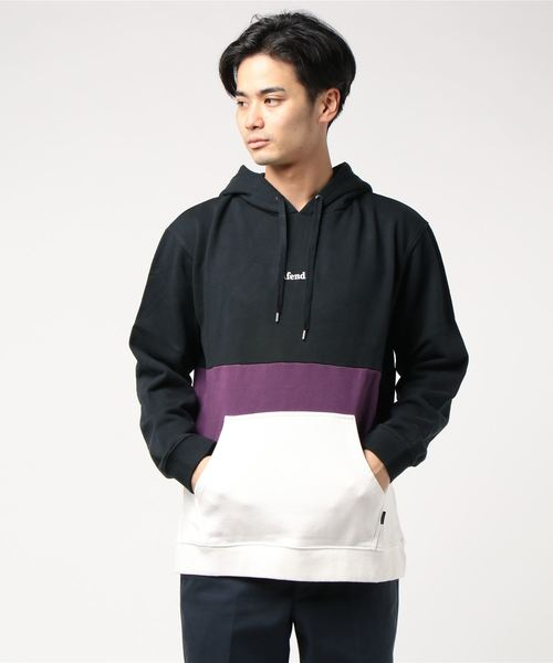 【Afends/アフェンズ】PANEL PULL OVER HOOD JM193526