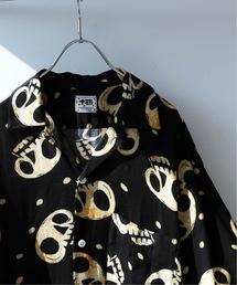 JOURNAL STANDARD(ジャーナルスタンダード)の工房十鶴/ JIKKAKU オープンカラーシャツ #(シャツ/ブラウス)