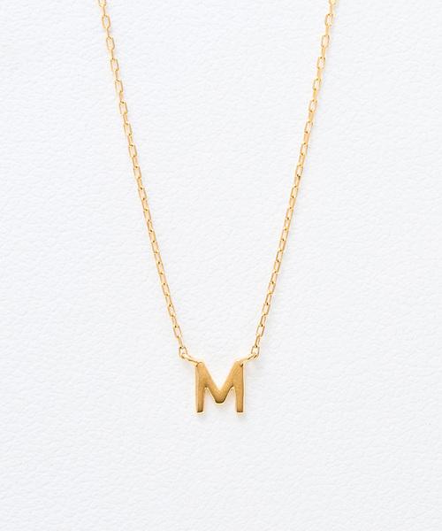 お見舞い 【BLOOM/ブルーム ONLINE】K18 イニシャル イエローゴールド イニシャル ネックレス(M)(ネックレス)|BLOOM(ブルーム)のファッション通販, 印鑑の匠:ed2fab9b --- hausundgartentipps.de