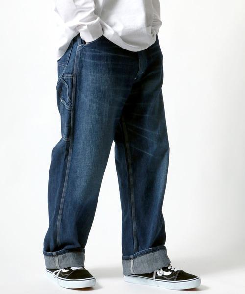 【SEAL限定商品】 Lee/リー Dungarees Dungarees PAINTER PANTS PANTS ペインターパンツ(デニムパンツ) PAINTER Lee(リー)のファッション通販, Island Style/アイランドスタイル:71fd2470 --- wiratourjogja.com