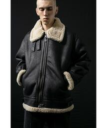 <ALPHA INDUSTRIES × monkey time> OVER SIZED B-3/フライトジャケット