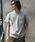 URBAN RESEARCH Sonny Label(アーバンリサーチサニーレーベル)の「JEMORGAN×SonnyLabel 度詰め天竺ビッグTシャツ(Tシャツ/カットソー)」|グレー