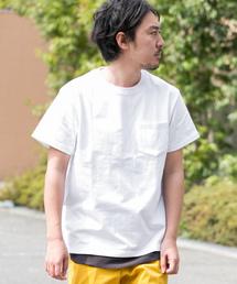 URBAN RESEARCH Sonny Label(アーバンリサーチサニーレーベル)のJEMORGAN×SonnyLabel 度詰め天竺ビッグTシャツ(Tシャツ/カットソー)