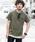 URBAN RESEARCH Sonny Label(アーバンリサーチサニーレーベル)の「JEMORGAN×SonnyLabel 度詰め天竺ビッグTシャツ(Tシャツ/カットソー)」|カーキ