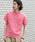 URBAN RESEARCH Sonny Label(アーバンリサーチサニーレーベル)の「JEMORGAN×SonnyLabel 度詰め天竺ビッグTシャツ(Tシャツ/カットソー)」|ピンク