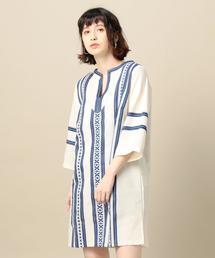<Elina Lebessi>グリークドレス ◆