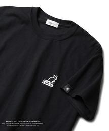 KANGOL(カンゴール)の【KANGOL】WEB別注 チェックロゴ半袖T(Tシャツ/カットソー)