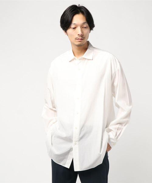 独特の上品 【Iroquois】ビックシャツ(シャツ/ブラウス)|Iroquois(イロコイ)のファッション通販, [定休日以外毎日出荷中]:9f2a7b84 --- arguciaweb.com