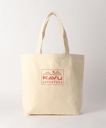 [ カブ— ] SC★★ KAVU アドベンチャー トートバッグ
