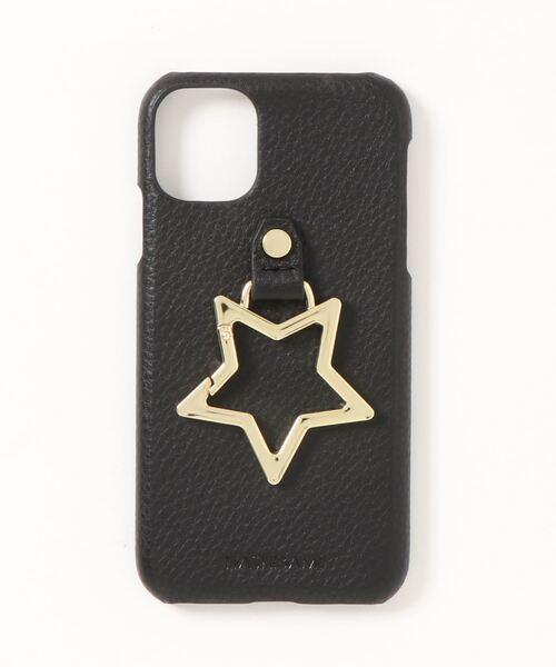 【Hashibami/ハシバミ】iPhone 11/XR スマホ・携帯カバー リング付きケース