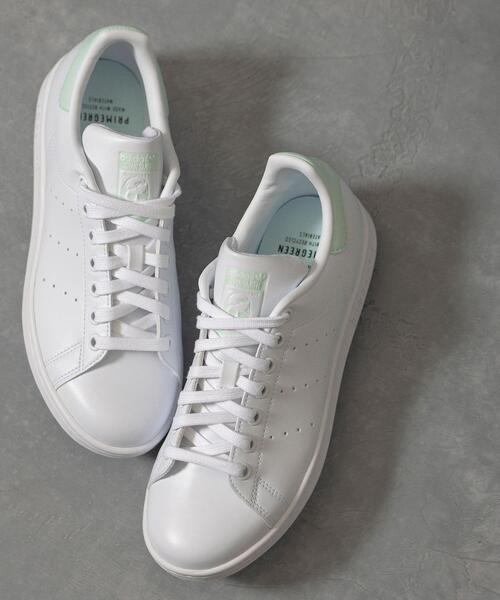<adidas Originals(アディダス)>∴STAN SMITH スタンスミス/WHITE×MINT