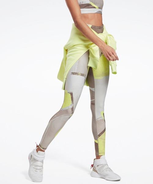 Lux ボールド ハイライズ レギンス [Lux Bold High-Rise Leggings] リーボック