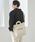 coen(コーエン)の「【WEB限定カラー:シルバー】coen2WAYロゴトートバッグ(トートバッグ)」|詳細画像
