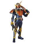 RAH GENESIS 仮面ライダー鎧武 オレンジアームズ(フィギュア)