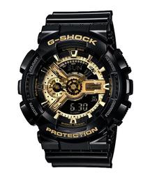 G-SHOCK(ジーショック)のG-SHOCK ジーショック CASIO カシオ Black × Gold Series ブラック×ゴールド(腕時計)