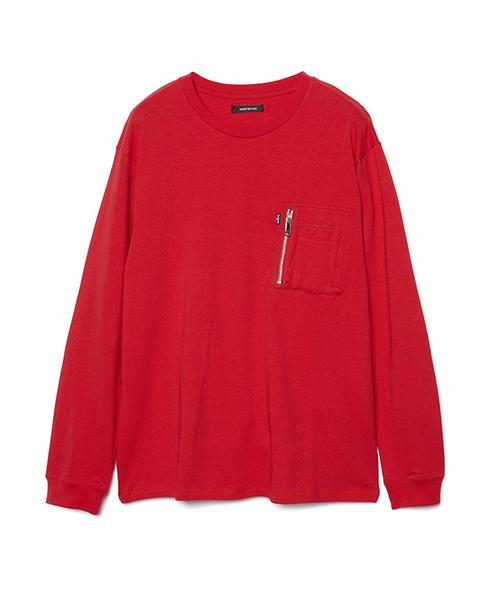 お気に入り 【セール】Signature Sleeve Long Sleeve Pocket T-shirt(Tシャツ/カットソー) DADA|CHRISTIAN Pocket DADA(クリスチャンダダ)のファッション通販, カーショップサービスmeiju:3d3b668a --- blog.buypower.ng