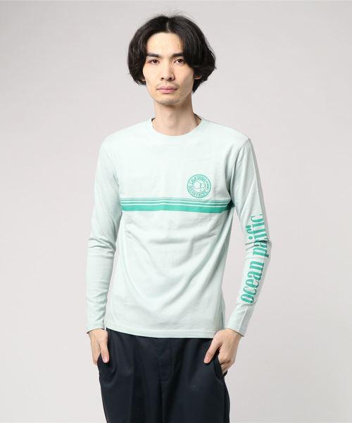 メンズ L/S.Tシャツ