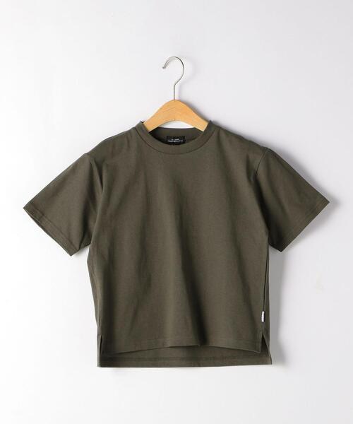 〔WEB限定〕コットン天竺オーバーサイズTシャツ