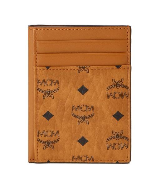 MCM/エムシーエム/ヴィセトス オリジナル カードケース ミニ/VISETOS ORG CardCaseMINI