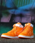 NIKE VANDAL HIGH SUPREME CNVS QS (BRIGHT CERAMIC/WHITE/WHITE)【SP】(スニーカー)