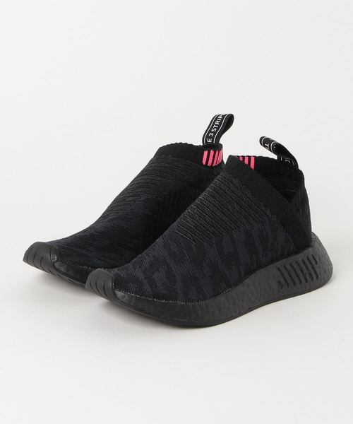 adidas Originals NMD_CS2 PK (コアブラック/カーボン S18/ショックピンク S16)
