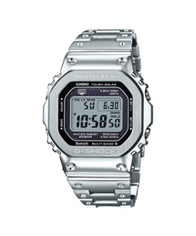 "G-SHOCK(ジーショック)のCASIO G-SHOCK ""ORIGIN FULLMETAL SILVER"" GMW-B5000D-1JF(腕時計)"