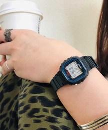 【60】【CASIO(カシオ)】スタンダードデジタル ミニ(腕時計)