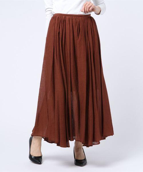 経典 CASAギャザーフレアスカート(スカート)|CASA FLINE(カーサフライン)のファッション通販, 博多んもんのおすすめ 食べてみ店:80b2ff88 --- kredo24.ru