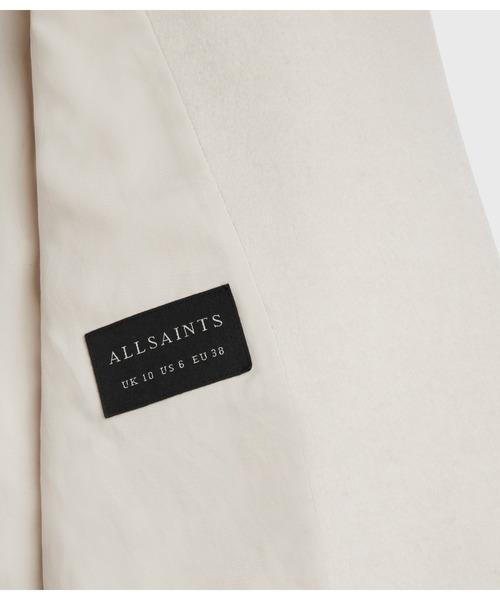 ALLSAINTS(オールセインツ)の「RYLEE COAT | ライリー コート(チェスターコート)」|詳細画像
