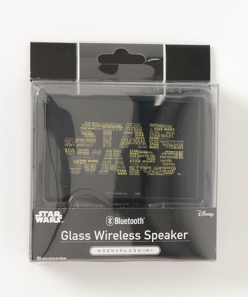 STAR WARS/スターウォーズ ガラスワイヤレススピーカー