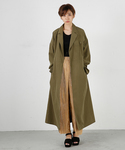 MOUSSY | GOWN TRENCH JK F(その他アウター)