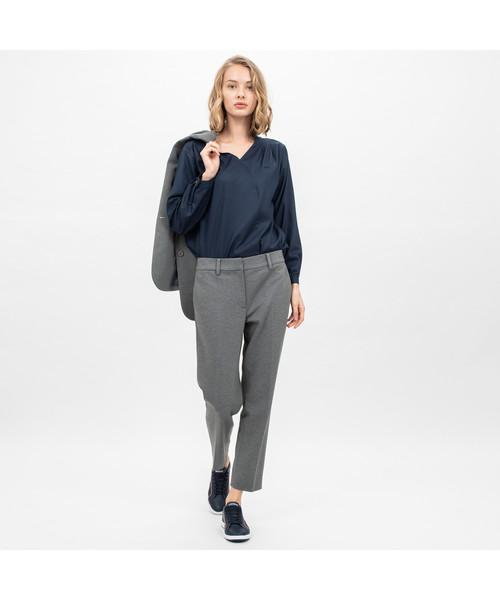 最終決算 【セール】ポンチ素材スラックス(パンツ)|LACOSTE(ラコステ)のファッション通販, EIWA生活館:00933c35 --- skoda-tmn.ru