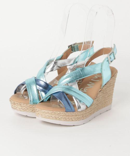 人気新品 【Oh!My Sandals】metallicクロスストラップサンダル(サンダル)|Aleanto(アレアント)のファッション通販, 男着物の加藤商店:ee2ae6b2 --- pyme.pe