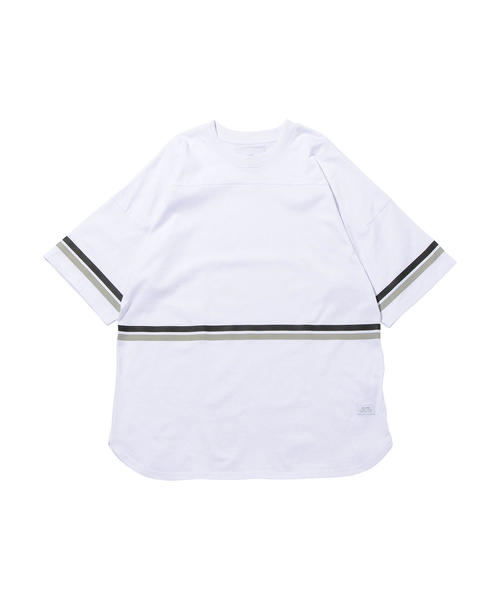<STAMPD> HOCKEY TEE/ホッケーTシャツ