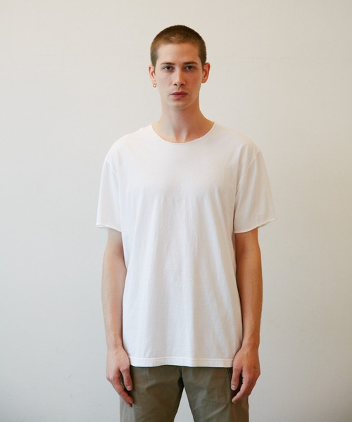 ROTTWEILER(ロットワイラー)の「Cutoff Tee(Tシャツ/カットソー)」 ホワイト