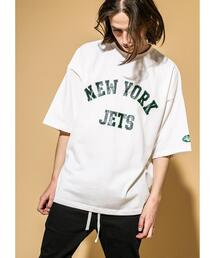 <NFL> Directed by <monkey time> New York Jets/Tシャツ