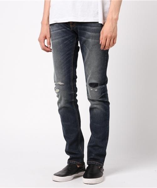 セール thin finn sam replica デニムパンツ nudie jeans