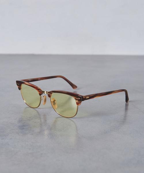 <Ray-Ban(レイバン)> CLUBMASTER