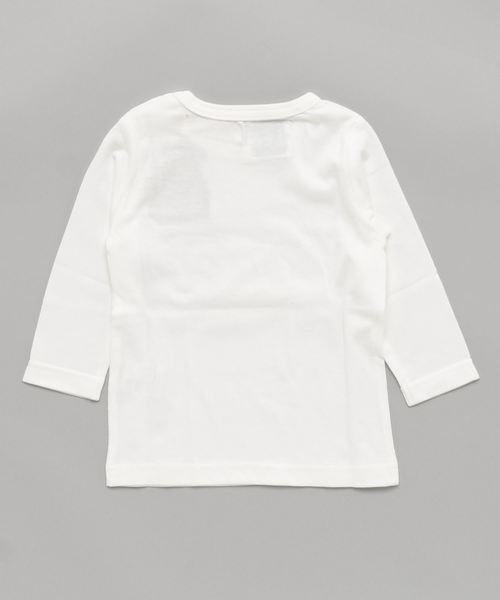 ami amie/アミアミ Leeコラボ ゴリラロングTシャツ ユニセックス (80cm~140cm)