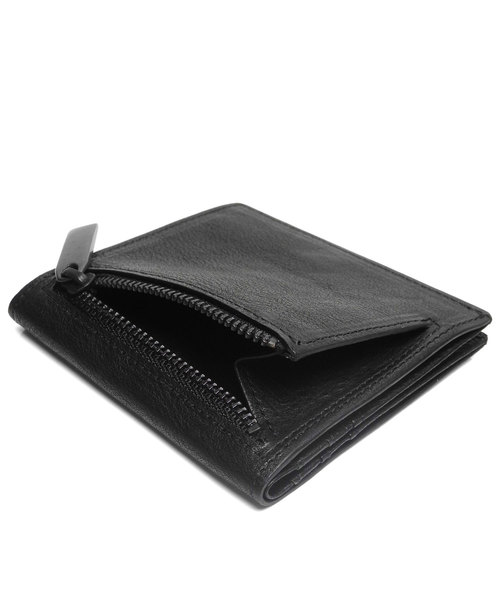 PATRICK STEPHAN(パトリックステファン)の「Leather wallet 'compact' コンパクトウォレット(財布)」|詳細画像