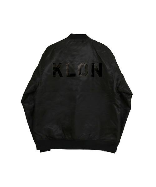 KLON ACTIVE JACKET BLACK