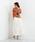 EMMEL REFINES(エメルリファインズ)の「【EMMEL REFINES】〔ハンドウォッシャブル〕SMF H/W LI Wタックマキシスカート �A(スカート)」|詳細画像