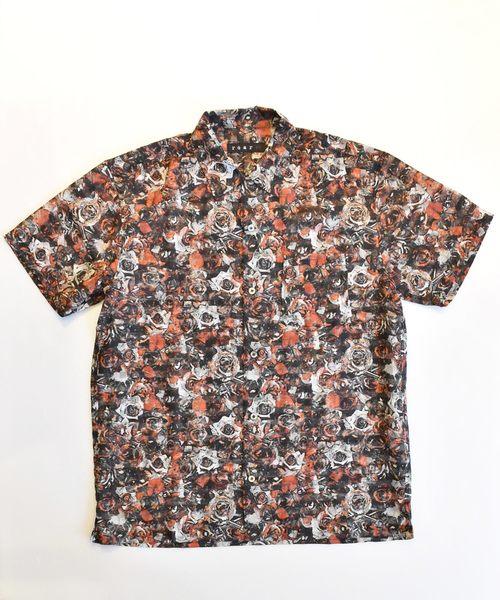 【スーパーセール】 【セール】ROSE PRINTING PRINTING SHIRTS(シャツ/ブラウス)|roarguns(ロアーガンズ)のファッション通販, なみのりこぞう:6a5d5393 --- heimat-trachtenbote.de