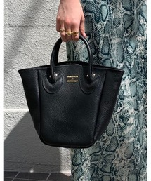 YOUNG&OLSEN The DRYGOODS STORE(ヤングアンドオルセン)の▽YOUNG & OLSEN/ヤングアンドオルセン PETITE LEATHER TOTE/プチレザートート/ショルダーバッグ(ショルダーバッグ)