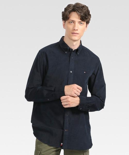 TH Flex コーデュロイシャツ