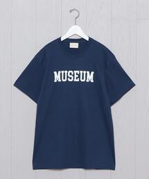 <PEACE&QUIET>MUSEUM T-SHIRT/Tシャツ