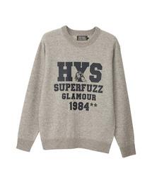 SUPERFUZZ 1984 プルオーバーグレー