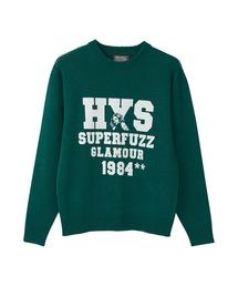 SUPERFUZZ 1984 プルオーバーグリーン