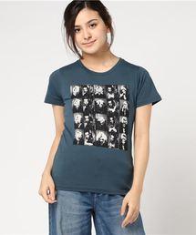 THE KILLS/CHICAGO PHOTOBOOTH プリント Tシャツ